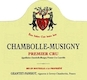 Domaine Geantet-Pansiot Chambolle-Musigny Premier Cru  - label