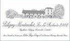 Domaine d'Auvenay (Lalou Bize-Leroy) Puligny-Montrachet En la Richarde - label
