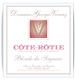 Domaine Georges Vernay Côte Rôtie Blonde du Seigneur - label