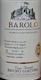 Azienda Agricola Falletto (Bruno Giacosa) Barolo Villero di Castiglione Falletto - label