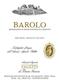 Azienda Agricola Falletto (Bruno Giacosa) Barolo  - label
