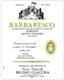 Casa Vinicola Bruno Giacosa Barbaresco Santo Stefano (di Neive / Albesani) - label