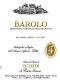 Azienda Agricola Falletto (Bruno Giacosa) Barolo Vigna Croera - label
