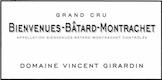 Domaine Vincent Girardin Bienvenues-Bâtard-Montrachet Grand Cru  - label