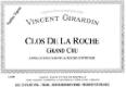 Domaine Vincent Girardin Clos de la Roche Grand Cru  - label