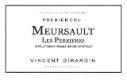 Domaine Vincent Girardin Meursault Premier Cru Perrières - label