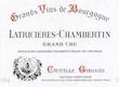 Camille Giroud Latricières-Chambertin Grand Cru  - label
