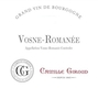 Camille Giroud Vosne-Romanée  - label