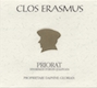 Clos Erasmus  - label