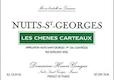 Domaine Henri Gouges Nuits-Saint-Georges Premier Cru Chênes Carteaux - label