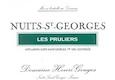 Domaine Henri Gouges Nuits-Saint-Georges Premier Cru Les Pruliers - label