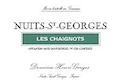 Domaine Henri Gouges Nuits-Saint-Georges Premier Cru Les Chaignots - label