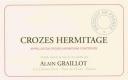 Domaine Alain Graillot Crozes-Hermitage La Guiraude - label