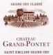 Château Grand-Pontet  Grand Cru Classé - label