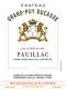 Château Grand-Puy-Ducasse  Cinquième Cru - label