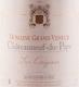 Domaine Grand Veneur Châteauneuf-du-Pape Les Origines - label