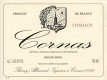 Domaine Thierry Allemand Cornas Les Chaillots - label