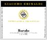 Giacomo Grimaldi Barolo Sotto Castello di Novello - label