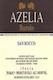 Azelia Barolo San Rocco - label