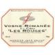 Domaine Jean Grivot Vosne-Romanée Premier Cru Les Rouges - label