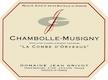 Domaine Jean Grivot Chambolle-Musigny Premier Cru La Combe d'Orveaux - label