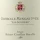 Domaine Robert Groffier Père et Fils Chambolle-Musigny Premier Cru Les Sentiers - label