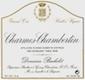 Domaine Denis Bachelet Charmes-Chambertin Grand Cru Vieilles Vignes - label