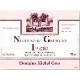 Domaine Michel Gros Nuits-Saint-Georges Premier Cru  - label