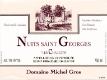 Domaine Michel Gros Nuits-Saint-Georges Les Chaliots - label