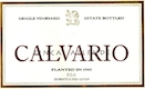 Finca Allende Rioja Calvario - label