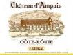 E. Guigal Côte Rôtie Château d'Ampuis - label
