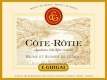 E. Guigal Côte Rôtie Brune et Blonde de Guigal - label