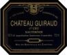 Château Guiraud  Premier Cru - label