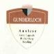 Gunderloch Nackenheim Rothenberg Riesling Auslese Goldkapsel - label