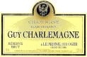 Guy Charlemagne Blanc de Blancs Réserve Brut Grand Cru - label