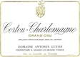 Domaine Antonin Guyon Corton-Charlemagne Grand Cru  - label