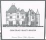 Château Haut-Brion Blanc - label