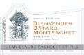 Domaine Jean-Claude Bachelet et Fils Bienvenues-Bâtard-Montrachet Grand Cru  - label