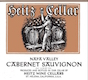 Heitz Cellar Cabernet Sauvignon - label