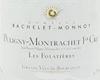 Domaine Bachelet-Monnot Puligny-Montrachet Premier Cru Les Folatières - label