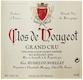 Domaine Hudelot-Noëllat Clos de Vougeot Grand Cru  - label
