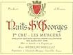 Domaine Hudelot-Noëllat Nuits-Saint-Georges Premier Cru Les Murgers - label