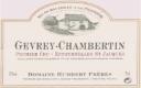 Domaine Humbert Frères Gevrey-Chambertin Premier Cru Estournelles Saint-Jacques - label