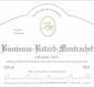 Domaine Bachelet Ramonet Bienvenues-Bâtard-Montrachet Grand Cru  - label