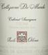 Isole e Olena Collezione de Marchi Cabernet Sauvignon - label