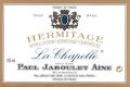 Domaines Paul Jaboulet Aîné Hermitage La Chapelle Blanc - label