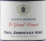 Domaines Paul Jaboulet Aîné Saint-Joseph Le Grand Pompée - label