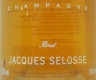 Jacques Selosse Rosé - label