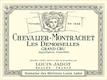 Maison Louis Jadot Chevalier-Montrachet Grand Cru Les Demoiselles - label