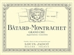Maison Louis Jadot Bâtard-Montrachet Grand Cru  - label